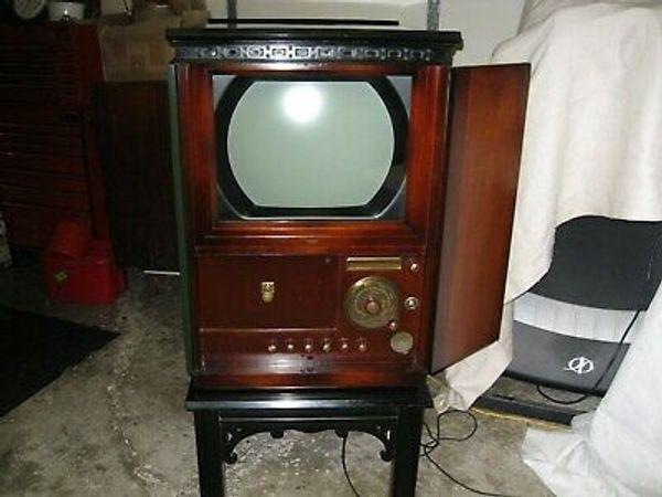 Dumont Tv Seltener Dumont Manchu