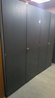 Büroschrank 99x204x45 - H02025