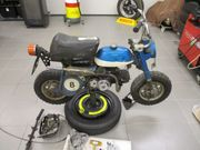 Suche Honda Monkey Z50a und