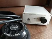 Graham Slee head amp Grado