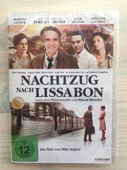 DVD Nachtzug nach Lissabon - NEU