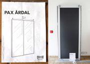 PAX Schiebetürpaar ARDAL 150 x