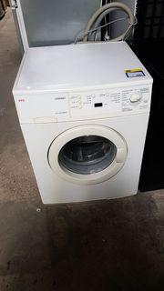 Waschmaschine von AEG Lavamat gepflegt -