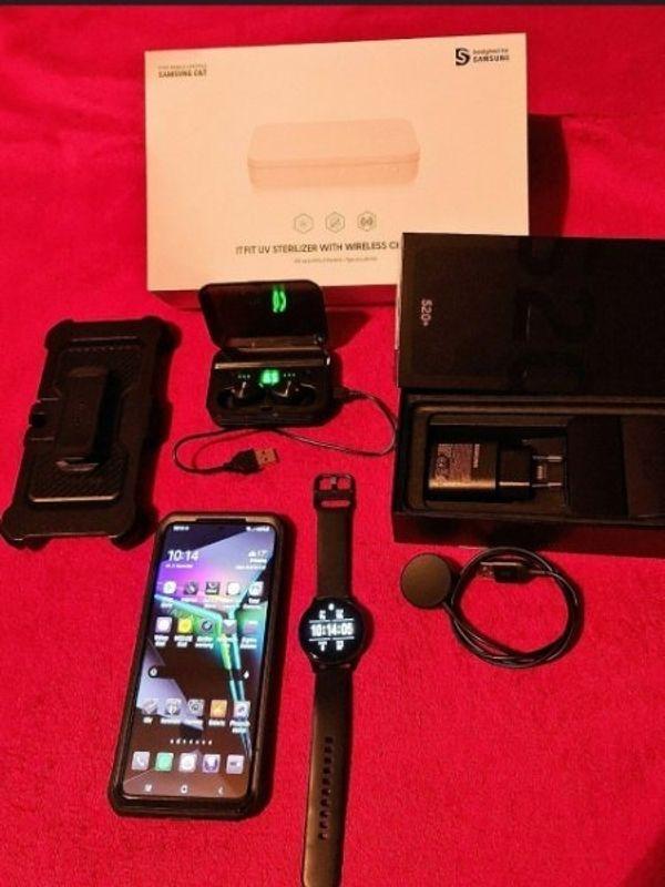 Samsung galaxy s20 Plus mit