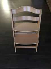 Hoch Stuhl von Hauck individuell