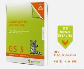 Deutsch Grundschule Diktate 3. Klasse ISBN: 9783743000192