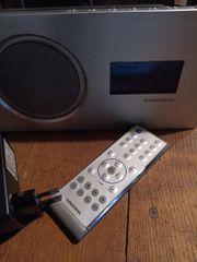 Internet Radio Grundig mit Fernbedienung