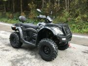 Quad ATV CF-Moto Goes Iron