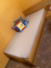 Bett Jugendbett 100cm x 200cm
