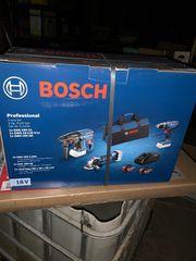 Bosch Profi-Set 18V - GSR GWS