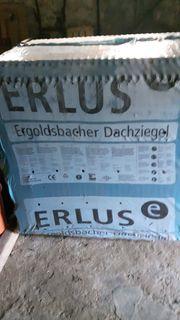Dachziegeln Erlus E58S Kupfer engobiert