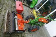 Agria 3400 Bodenfräse MAG Motor