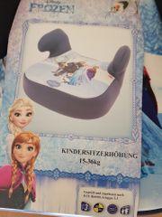Kindersitzerhöhung Eiskönigin