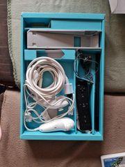 Wii Konsole mit Spielen