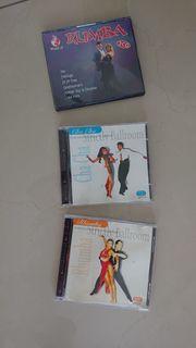 3 CDs - Rhumba Cha Cha