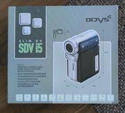 Mini-Videokamera Kostenlose 2GB Speicherkarte