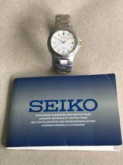 SEIKO Quartz Herrenuhr V732-0T30 Gebraucht