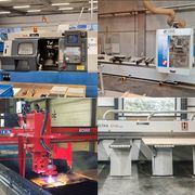 Wir kaufen gebrauchte Metallbearbeitungs- Holzbearbeitungs-