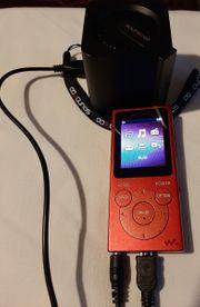 Sony MP3 Player E393
