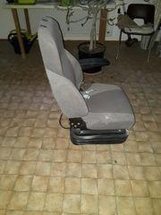 Fahrersitz 24 V