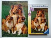 Ravensburger Puzzle Collie mit Jungen