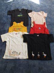 T-Shirt Paket Gr 104 110