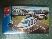 lego 7741 Polizei Hubschrauber