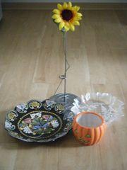 Herbstdeko Winterdeko allgem Deko Sonnenblume