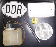Ersatzteile für DDR- Fahrzeuge
