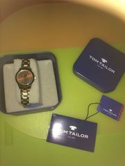 Tom Tailor Damen Armbanduhr Metall