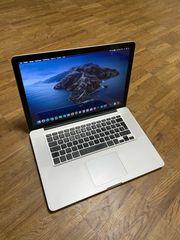 MacBook Pro 15Zoll i7