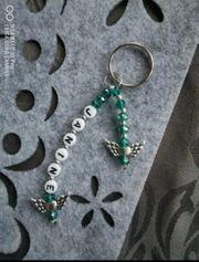 Schlüsselanhänger mit 1 Wunsch Namen