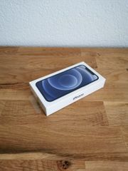 NEU iPhone 12 64GB Schwarz