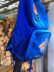 Hockey Rucksack adidas Dunkelkobaltblau