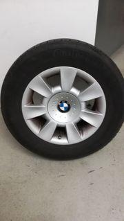 4 Alu Felgen von BMW