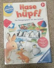 Ravensburger Hase hüpf Bewegungsspiel Ab