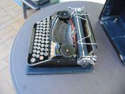 antike Schreibmaschine Marke Continental Hersteller