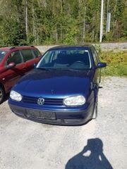 VW GOLF 4 ALLRAD