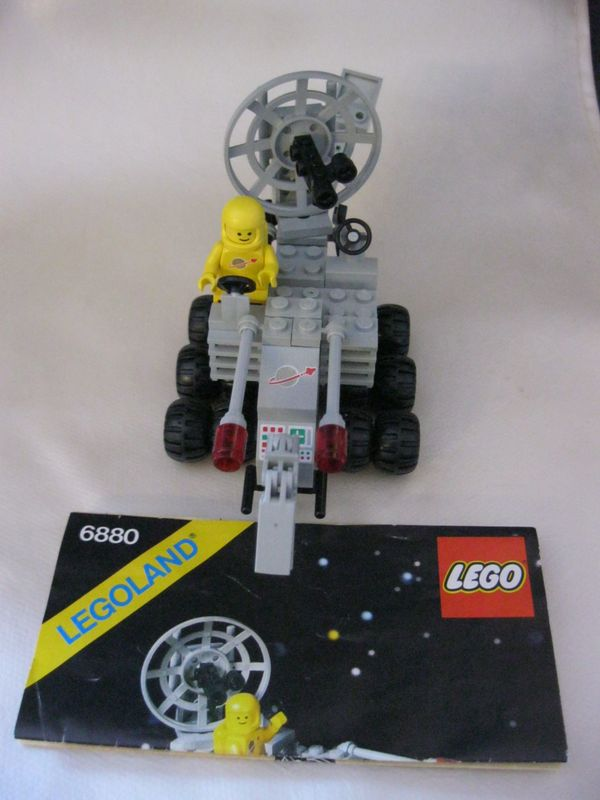 LEGO® Space Classic 6880 Surface