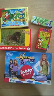 Spiele Haba Hannah-Montana-Twister Wendy Puzzle