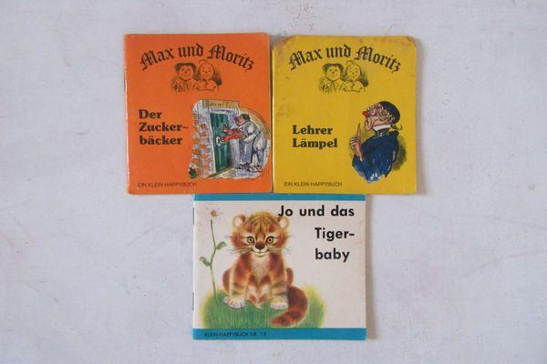 Klein Happybücher
