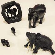 Elefanten Sammlung Afrikanische Afrika Kunst