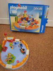 Playmobil Set 5570 - Krabbelgruppe