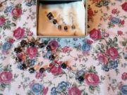 Schmuckset Rauchquarz 925 Silber Armband