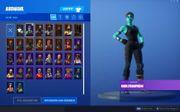 Fortnite Account Ghoul Trooper Black