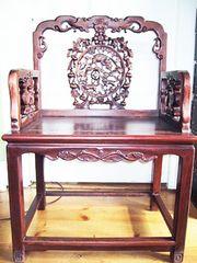 Armlehnstuhl antik