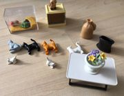 diverse Playmobil Tiere