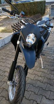 SWM SM650 Supermoto