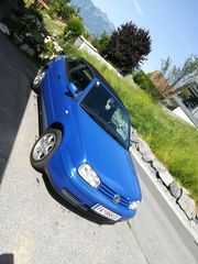 Golf 4 cabrio an Bastler