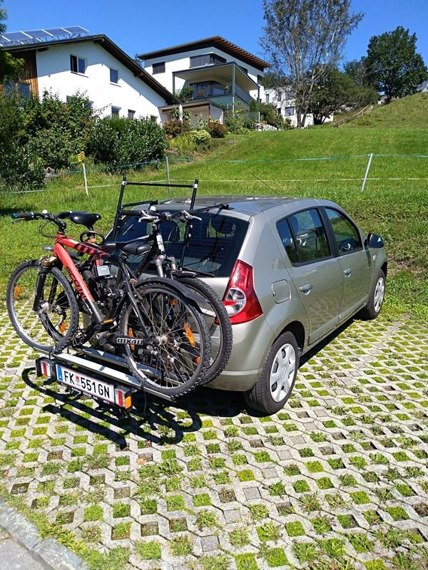 DACIA Sandero Fahrradträger